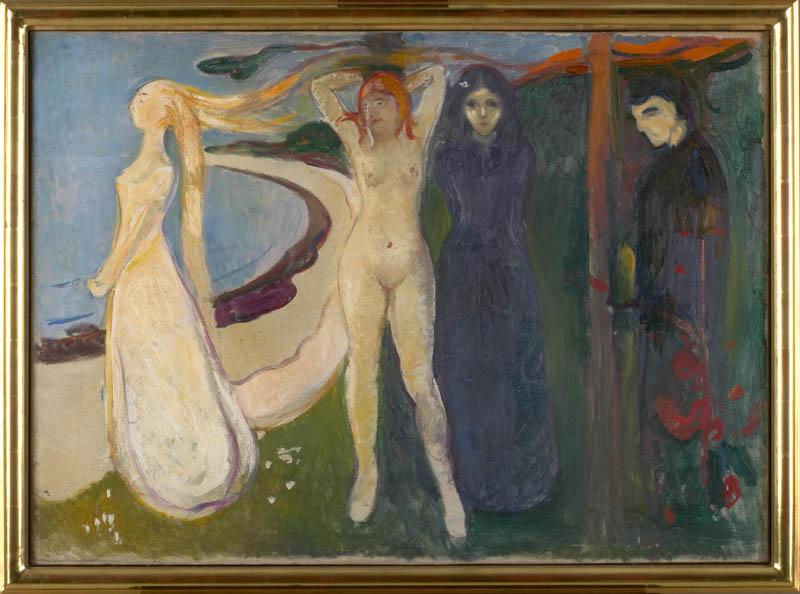 tre norske kvinner de.
